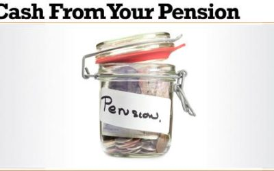 How much pension money can you release?