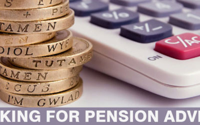 Are you looking for Pension Advice?